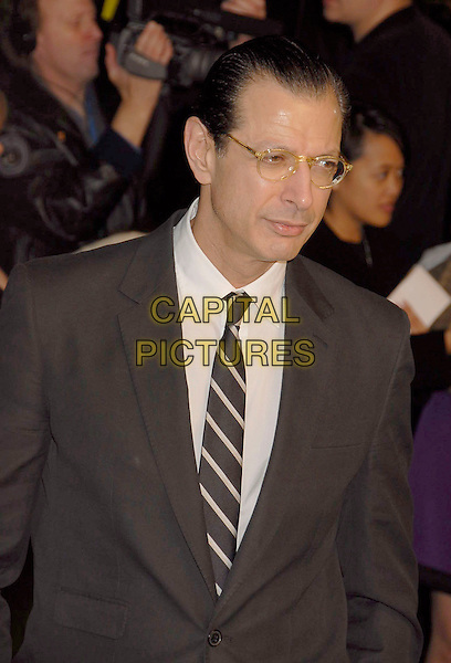 JEFF GOLDBLUM.The 2007 Vanity Fair Oscar Party Hosted by Graydon Carter held at Morton's, West Hollywood, California, USA, 25 February 2007..oscars half length .CAP/ADM/GB.©Gary Boas/AdMedia/Capital Pictures.