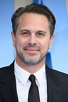 Thomas Sadoski arriving for the &quot;Mama Mia! Here We Go Again&quot; world premiere at the Eventim Apollo, Hammersmith, London, UK. <br /> 16 July  2018<br /> Picture: Steve Vas/Featureflash/SilverHub 0208 004 5359 sales@silverhubmedia.com