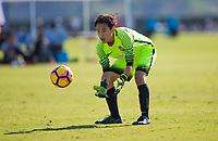 Oceanside, CA - November 04, 2017: The U.S. Soccer Development Academy 2017 U-13/U-14 West Regional Showcase at SoCal Sports Complex.