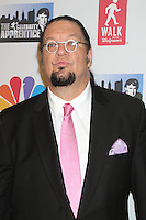 May 21, 2012 Penn Jillette attends the Celebrity Apprentice Finale at the American Museum of Natural History in New York City. © RW/MediaPunch Inc.