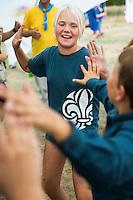 20140805 Vilda-l&auml;ger p&aring; Kragen&auml;s. Foto f&ouml;r Scoutshop.se<br /> scout, scouter, dag, l&auml;gerplats, roligt, glada, ler, skrattar