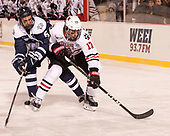 170114-PARTIAL-University of New Hampshire Wildcats v Northeastern University Huskies at Fenway (m)