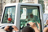 Benedetto XVI in Duomo