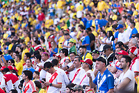 Rio de Janeiro (RJ), 07/07/2019 - Copa América / Final / Brasil x Peru -  Torcida do Peru durante partida contra o Brasil em jogo válido pela Final da Copa América no Estádio do Maracanã no Rio de Janeiro neste domingo, 07.  (Foto: Anderson Lira/Brazil Photo Press)