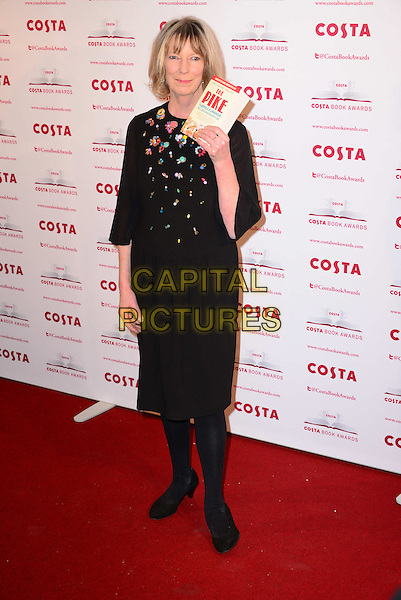 LONDON, ENGLAND - JANUARY 28: Lucy Hughes-Hallett attends annual Costa Book Of The Year Award 2013 at Quaglino's, 16 Bury Street, on 28 January, 2014 in London, England.   <br />  <br /> CAP/JOR<br /> &copy;Nils Jorgensen/Capital Pictures