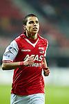 Nederland, Alkmaar, 19 januari  2013.Eredivisie.Seizoen 2012/2013.AZ-Vitesse 4-1.Adam Maher van AZ in actie