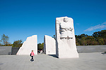 Martin Luther King Jr Memorial, Washington, DC, dc124539