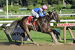 Hot Dixie Chick,Robby Albarado up, win The Spinaway Stakes 9/6/09