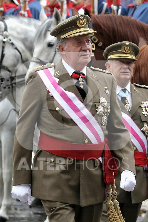 Military Christmas at Madrid Royal Palace. ...Photo: MAC / ALFAQUI