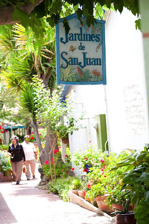 Jardines de San Juan Bautista, a Mexican restaurant in San Juan Bautista, CA