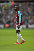 Angelo Ogbonna of West Ham during West Ham United vs Burnley, Premier League Football at The London Stadium on 10th March 2018