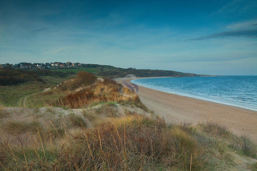 Gullane Bents, Gullane Beach, East Lothian