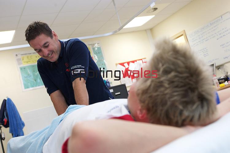 Sport Wales Elite Strategy Launch..19.07.10.Photo Credit: Steve Pope-Sportingwales...