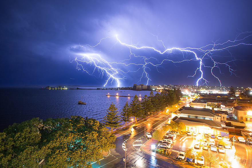 Lightning Port Lincoln