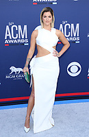 07 April 2019 - Las Vegas, NV - Cassadee Pope. 2019 ACM Awards at MGM Grand Garden Arena, Arrivals. Photo Credit: mjt/AdMedia