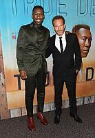 "10 January 2019 - Hollywood, California - Mahershala Ali, Stephen Dorff . ""True Detective"" third season premiere held at Directors Guild of America.   <br /> CAP/ADM/BT<br /> ©BT/ADM/Capital Pictures"