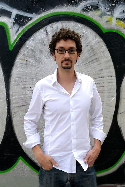 David Foenkinos in 2009.