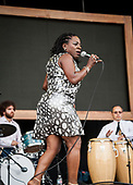 SHARON JONES; Live: 2008<br /> Photo Credit: JOSH WITHERS/ATLASICONS.COM