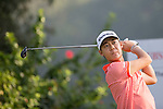 Jazz Janewattananond of Thailand tees off during the 58th UBS Hong Kong Golf Open as part of the European Tour on 10 December 2016, at the Hong Kong Golf Club, Fanling, Hong Kong, China. Photo by Vivek Prakash / Power Sport Images