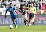 12.05.2019,  GER; 2. FBL, FC St. Pauli vs Vfl Bochum ,DFL REGULATIONS PROHIBIT ANY USE OF PHOTOGRAPHS AS IMAGE SEQUENCES AND/OR QUASI-VIDEO, im Bild Sami Allagui (Pauli #11) versucht sich gegen Armel Bella Kotchap (Bochum #37) durchuseten Foto © nordphoto / Witke *** Local Caption ***