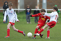 U13 Seaford Town (white) v Hawks Youth