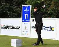 Gary King (ENG) on the 11th tee during Round 1 of the Northern Ireland Open at Galgorm Castle Golf Club, Ballymena Co. Antrim. 10/08/2017<br />