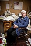 Darrell Corti poses for a portrait in his office at Corti Bros. in Sacramento, Calif., March 3, 2012.