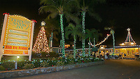 RD- Tween Waters Inn Christmas Lights, Captiva Island FL 12 13