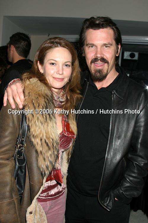 Diane Warren.Josh Brolin.Crash After Oscar Celebration.Los Angeles, CA.March 6, 2006.©2006 Kathy Hutchins / Hutchins Photo....