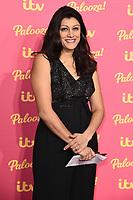 LONDON, UK. November 12, 2019: Anushka Asthana arriving for the ITV Palooza at the Royal Festival Hall, London.<br /> Picture: Steve Vas/Featureflash