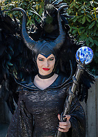 Maleficent Cosplay by Anastazia Nichole, Emerald City Comicon, Seattle, Wa.
