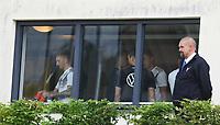 Spieler im Fitnessraum Marco Reus (Deutschland, Germany) - 03.06.2019: Trainingslager der Deutschen Nationalmannschaft zur EM-Qualifikation in Venlo/NL