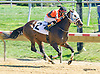 Empress Hatshepsut winning at Delaware Park on 9/14/15