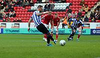second goal scored for Sheffield Wednesday by Steven Fletcher of Sheffield Wednesday during Charlton Athletic vs Sheffield Wednesday, Sky Bet EFL Championship Football at The Valley on 30th November 2019
