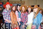 Pictured on Sunday night at the Railway Bar, Abbeyfeale, Enjoyng the Garth Brooks experience, all proceeds are for the Gathering by the Feale 2014. L-R : Trish Nolan, Abbeyfeale, Majella Bridgeman, Foynes, Mairead McCaulife, Abbeyfeale, Mary Thereasa Barry, Brosna, Noelle Ahern, Margaret Ahern,Abbeyfeale.