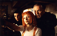 The Fifth Element (1997) <br /> Milla Jovovich, Ian Holm &amp; Charlie Creed-Miles<br /> *Filmstill - Editorial Use Only*<br /> CAP/KFS<br /> Image supplied by Capital Pictures