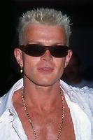 Billy Idol, 1992, Photo By Michael Ferguson/PHOTOlink