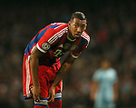 Jerome Boateng of Bayern Munich - UEFA Champions League group E - Manchester City vs Bayern Munich - Etihad Stadium - Manchester - England - 25rd November 2014  - Picture Simon Bellis/Sportimage