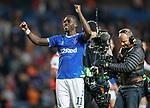 19.09.2019 Rangers v Feyenoord: Sheyi Ojo at full time