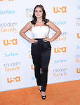 Westwood , California - October 28 :  Ariel Winter  arrives at The USA Network's Modern Family Fan Appreciation Day held at Westwood Village Theatres in Westwood, California on October 28,2012                                                                               © 2013 Hollywood Press Agency