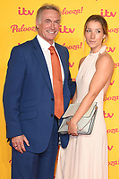 Hilary Jones and daughter<br /> arriving for the ITV Palooza at the Royal Festival Hall London<br /> <br /> ©Ash Knotek  D3444  16/10/2018