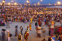The Kumbh Mela, India.