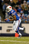 3 December 2006: Buffalo Bills wide receiver Andre Davis (18) in action against the San Diego Chargers at Ralph Wilson Stadium in Orchard Park, New York. The Charges defeated the Bills 24-21. Mandatory Photo Credit: Ed Wolfstein Photo<br />