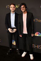 "LOS ANGELES - JUNE 6: (L-R) Co-Writer ""Invisible Ink,"" Taylor Goldsmith and This Is Us Composer/Co-Writer ""Invisible Ink,"" Siddhartha Khosla attend a ""THIS IS US"" FYC Event presented by 20th Century Fox Television & NBC at the John Anson Ford Theatres on June 6, 2019 in Los Angeles, California. (Photo by Frank Micelotta/20th Century Fox Television/PictureGroup)"