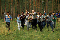 Operation One World.22nd World Scout Jamboree, Sweden 2011.