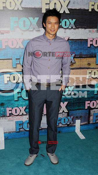 WEST HOLLYWOOD, CA - JULY 23: Harry Shum Jr. arrives at the FOX All-Star Party on July 23, 2012 in West Hollywood, California. / NortePhoto.com<br /> <br /> **CREDITO*OBLIGATORIO** *No*Venta*A*Terceros*<br /> *No*Sale*So*third* ***No*Se*Permite*Hacer Archivo***No*Sale*So*third*©Imagenes*con derechos*de*autor©todos*reservados*. /eyeprime