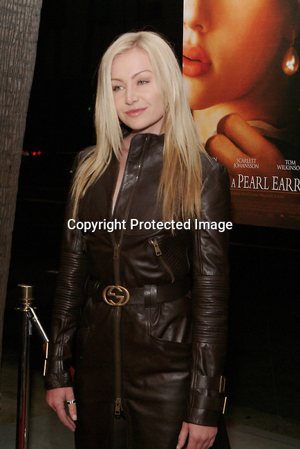 Portia de Rossi<br />GIRL WITH A PEARL EARRING   Los Angeles Premiere<br />The Academy of Motion Pictures Arts &amp; Sciences, Samuel Goldwyn Theatre<br />Beverly Hills, CA, USA<br />Wednesday, December 10th, 2003    <br />Photo By Celebrityvibe.com/Photovibe.com