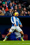 Roberto Jose Rosales Altuve of RCD Espanyol in action during the La Liga 2018-19 match between Atletico de Madrid and RCD Espanyol at Wanda Metropolitano on December 22 2018 in Madrid, Spain. Photo by Diego Souto / Power Sport Images
