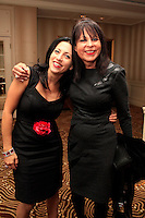 """BEVERLY HILLS - OCT 19: Jennifer Tash, Cheryl Kagan at the """"Intimate Illusions"""" headliner Ivan Amodei's 400th show celebration at the Beverly Wilshire Hotel on October 19, 2013 in Beverly Hills, California"""