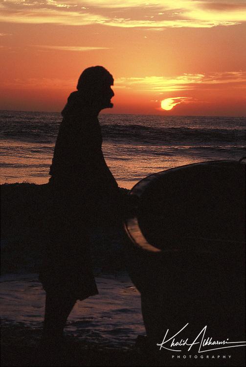Sunset in Dagmar, Quriyat